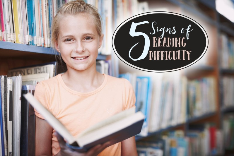 Blog Image-Five Signs od Reading Difficulty-01