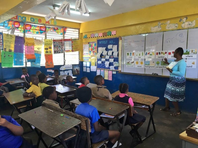 Special Education Teachers To Get Boost >> Jamaican Students With Special Learning Needs Get An Extra Boost